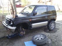 Mitsubishi Pajero Junior, 1996