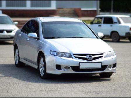 Honda Accord 2007 - отзыв владельца