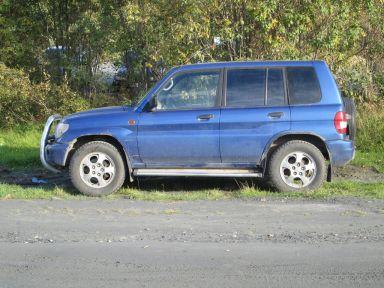 Mitsubishi Pajero Pinin, 2002