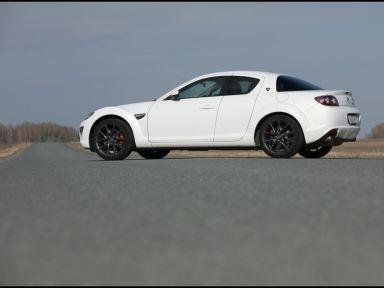 Mazda RX-8, 2012