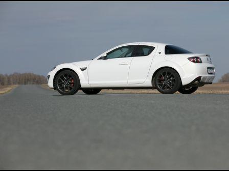 Mazda RX-8 2012 - отзыв владельца