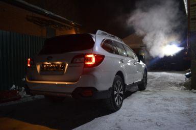 Subaru Outback, 2016