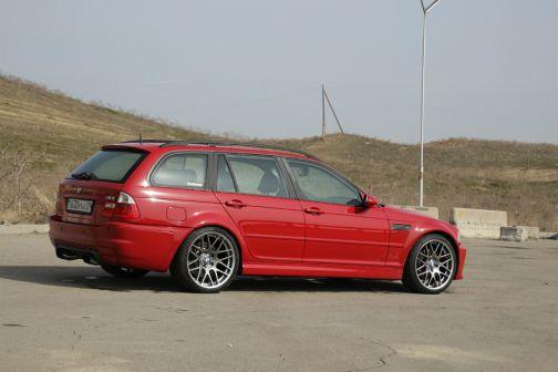 BMW M3 2003 - отзыв владельца