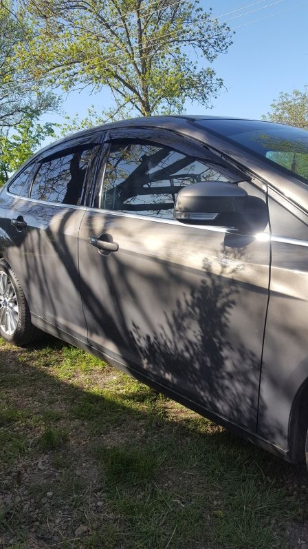 Ford Focus 2017 - отзыв владельца