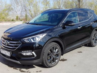 Hyundai Santa Fe 2015 отзыв автора | Дата публикации 03.05.2017.