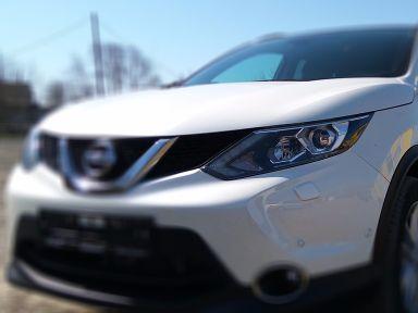 Nissan Qashqai 2017 отзыв автора | Дата публикации 03.05.2017.