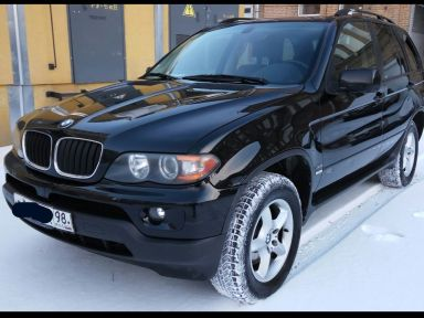 BMW X5 2004 отзыв автора | Дата публикации 03.05.2017.