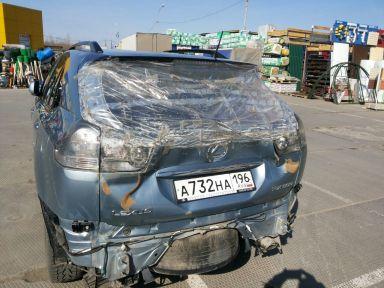 Lexus RX300 2004 отзыв автора | Дата публикации 04.05.2017.