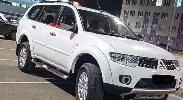 Mitsubishi Pajero Sport 2013 - отзыв владельца