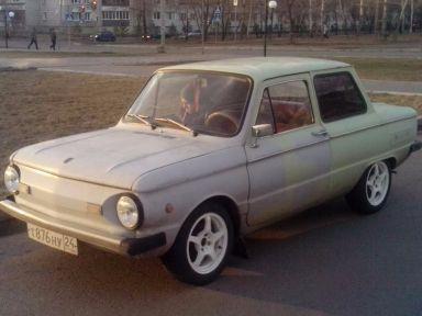 ЗАЗ ЗАЗ, 1985