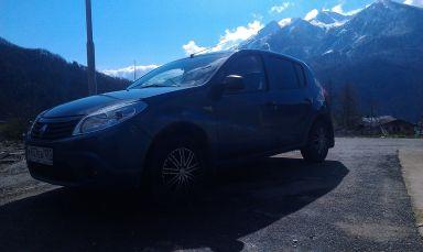 Renault Sandero, 2012