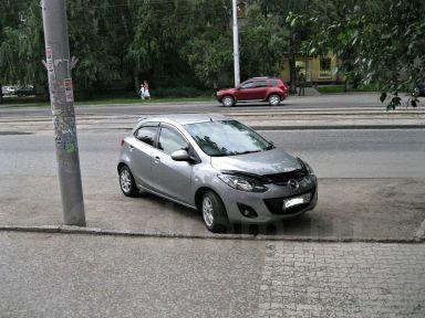 Mazda Demio 2012 отзыв автора | Дата публикации 09.05.2017.