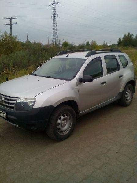 Renault Duster 2014 - отзыв владельца