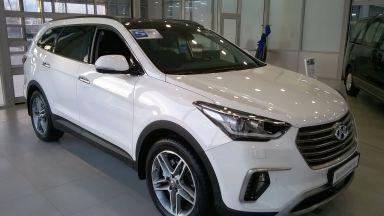Hyundai Grand Santa Fe, 2017