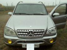 Mercedes-Benz M-Class, 2001
