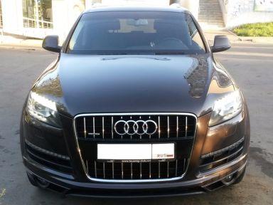 Audi Q7 2014 отзыв автора | Дата публикации 17.05.2017.