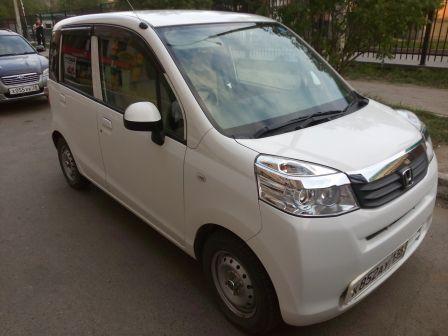 Honda Life 2011 - отзыв владельца