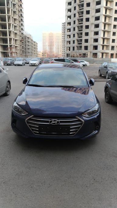Hyundai Elantra,