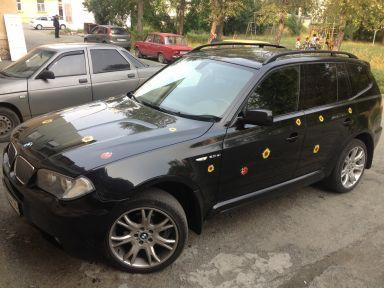 BMW X3 2007 отзыв автора | Дата публикации 26.05.2017.