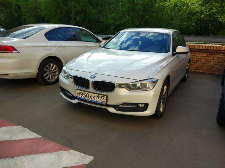 BMW 3-Series 2012 - отзыв владельца