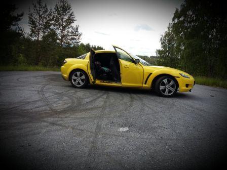 Mazda RX-8 2003 - отзыв владельца