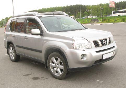 Nissan X-Trail 2010 - отзыв владельца