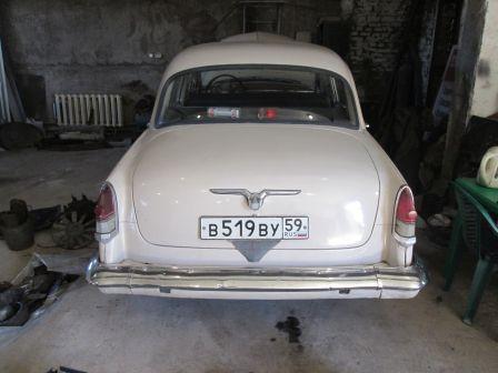 ГАЗ 21 Волга 1965 - отзыв владельца