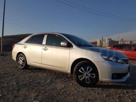 Toyota Allion 2010 - отзыв владельца