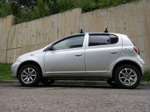Toyota Yaris 2003 отзыв автора | Дата публикации 04.01.2013.