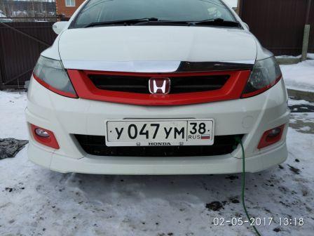 Honda Airwave 2008 - отзыв владельца