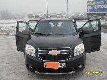 Chevrolet Orlando, 2011