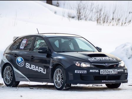 Subaru Impreza WRX STI 2008 - отзыв владельца