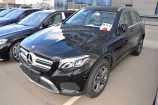 Mercedes-Benz GLC. ЧЕРНЫЙ НЕМЕТАЛЛИК (040)