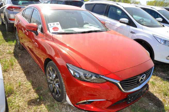 Mazda Mazda6, 2016 год, 1 721 600 руб.