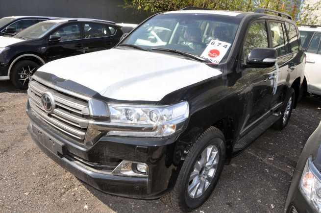 Toyota Land Cruiser, 2018 год, 5 163 000 руб.