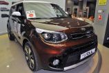 Kia Soul. RUSSET BROWN + CLEAR WHITE (AH7)