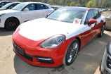 Porsche Panamera. КРАСНЫЙ_CARMINE RED (0L)