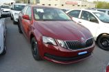Skoda Octavia. КРАСНЫЙ RUBY RED METALLIC (7H7H)
