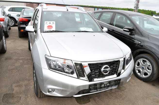 Nissan Terrano, 2018 год, 999 000 руб.