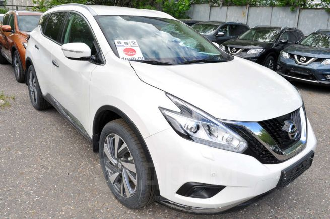 Nissan Murano, 2020 год, 2 808 000 руб.