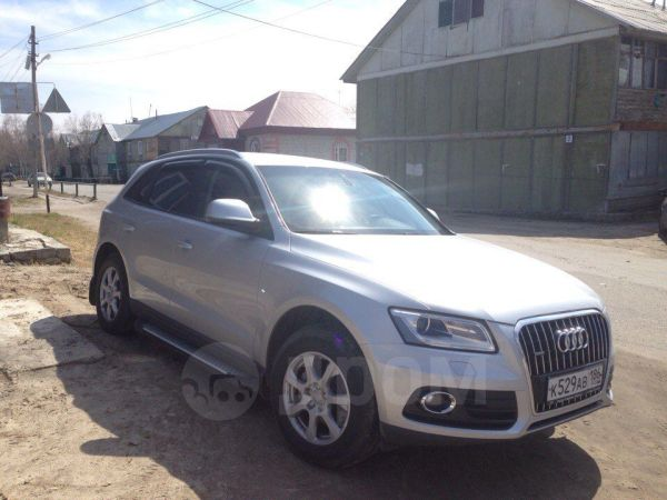 Audi Q5, 2013 год, 1 500 000 руб.