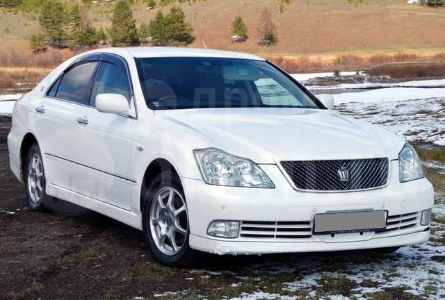 Toyota Crown, 2004 год, 300 000 руб.
