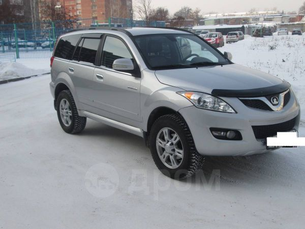 Great Wall Hover H5, 2011 год, 590 000 руб.