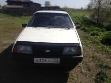 Барнаул 2109 1996