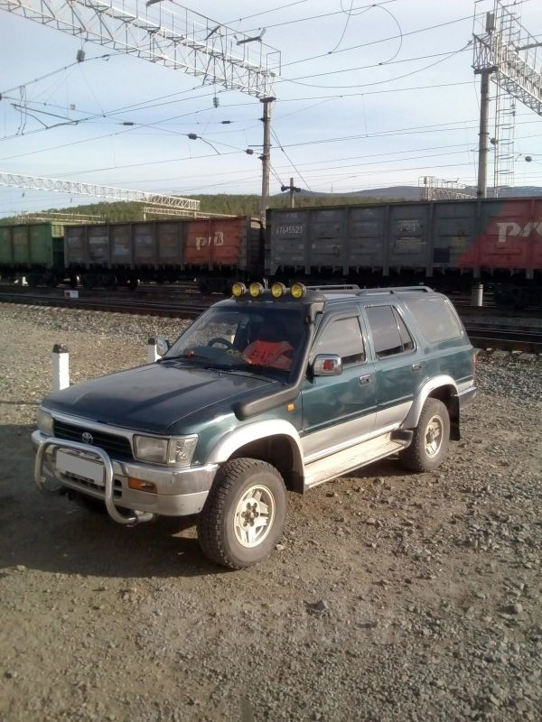 Toyota Hilux Surf, 1995 год, 400 000 руб.