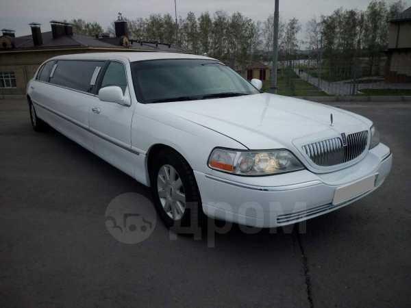 Lincoln Town Car, 2005 год, 698 000 руб.