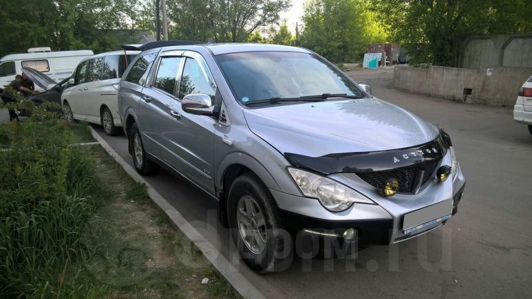SsangYong Actyon Sports, 2008 год, 425 000 руб.
