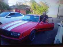 Краснодар Mustang 1984