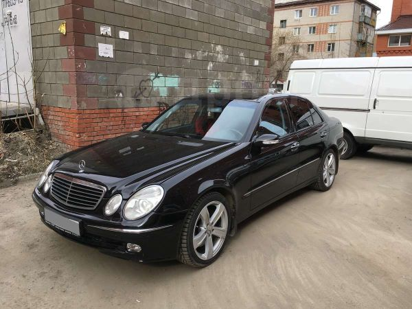 Mercedes-Benz E-Class, 2004 год, 760 000 руб.
