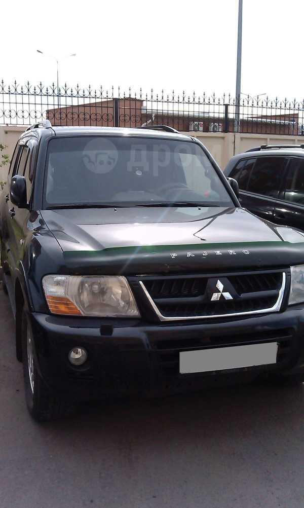 Mitsubishi Pajero, 2006 год, 680 000 руб.